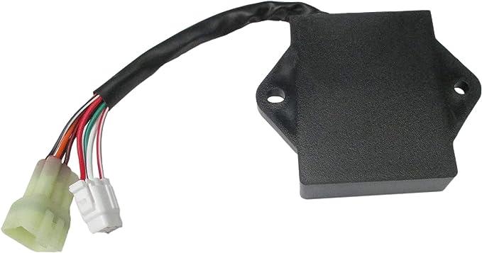 DZE 1557 CDI Box Yamaha YFZ 350 Banshee OEM Repl # 3GG-85540-10-00