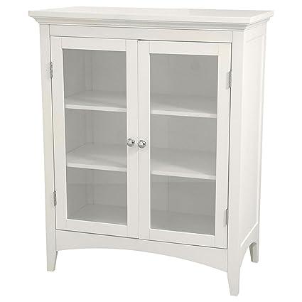 c000f2bfa2bac Amazon.com  Double Door Floor Cabinet
