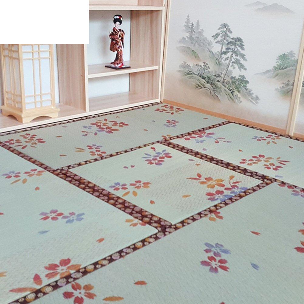Tatami mats/stepping on the rice mat/ tatami mattress/kang mat/bay window mat/coconut mat-A 35x35cm(14x14inch)