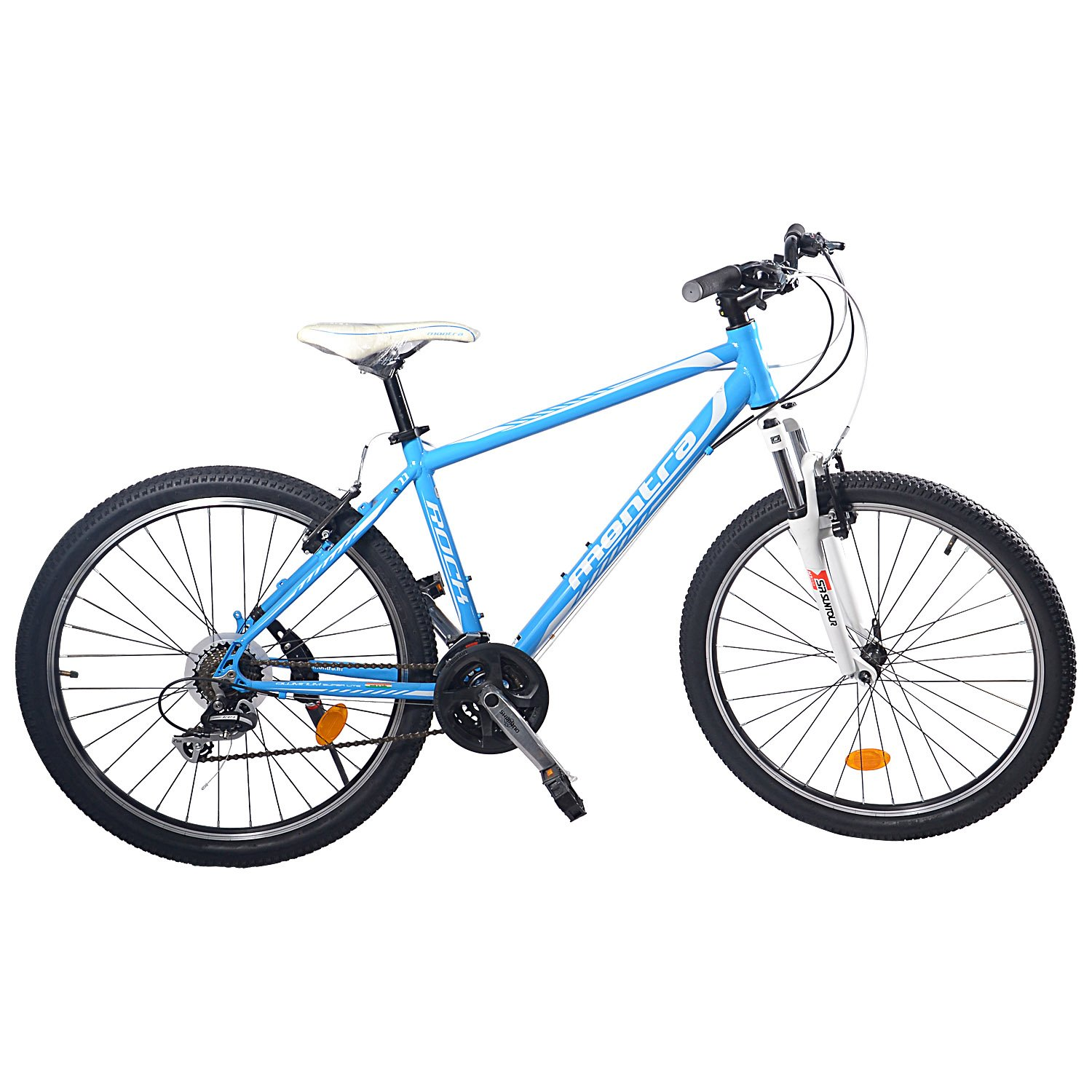 Buy Montra Rock1 1 Hi End Bicycle Blue line at Low Prices in