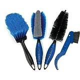 Park Tool 4000455 - Set de cepillos de limpieza (BCB-4)