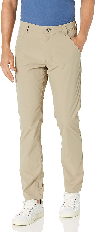 Amazon Brand - Amazon Essentials Men's Slim-fit Rugged 5-Pocket Stretch Lightweight Outdoor Pant