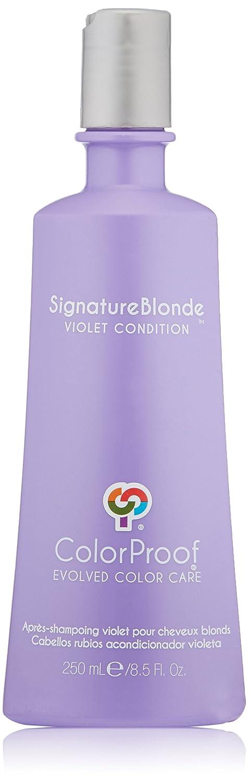 ColorProof SignatureBlonde Violet Condition