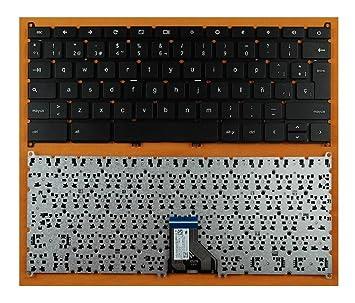 TECLADO PARA PORTATIL Acer C720-29552G01aii Chromebook EN ESPAÑOL NUEVO NEGRO: Amazon.es: Electrónica