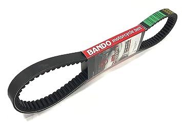 BANDO - Correa de Transmisión SYM Joy Max GTS 125, Joyride 125 E2/E3/EVO E3 05-13: Amazon.es: Coche y moto