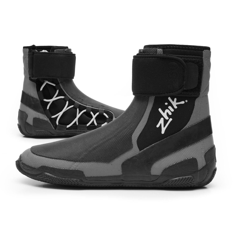 260 ZhikGrip Soft Sole Hiking Boot - US Sizes Black 11