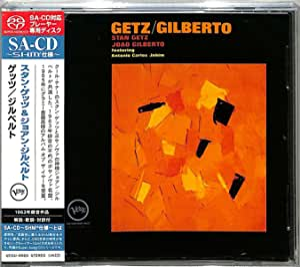 Getz / Gilberto (SHM-SACD)
