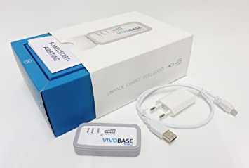 Vivobase Mobile Cover Grau Elektrosmog Abschirmung