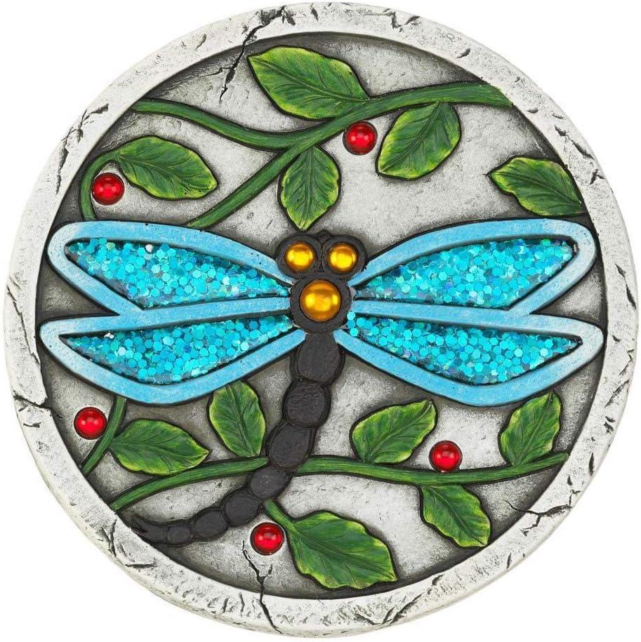 wakatobi Colorful Jewel Dragonfly Flower Garden Path Lawn Yard 10