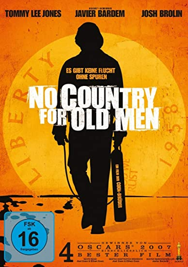 Image ofNo Country for Old Men [Alemania] [DVD]