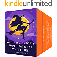 Witches and Ghosts Supernatural Mysteries: Multi-Book Collection