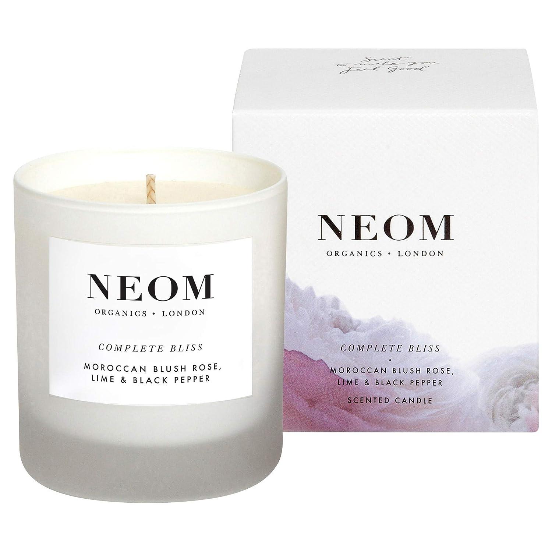 [Neom] Neom完全な至福の標準的なキャンドル185グラム - Neom Complete Bliss Standard Candle 185g [並行輸入品] B07S858VQT