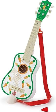 Trudi- Guitarra acústica Conejo Virgilio Instrumentos Musicales ...