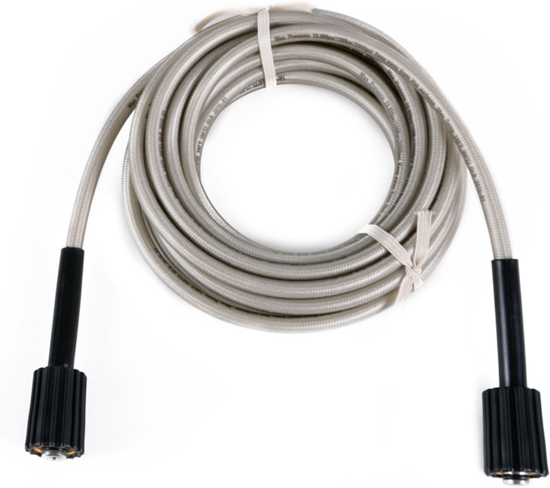 Greenworks 25-Foot Universal Pressure Washer High Pressure Hose Attachment 5200402