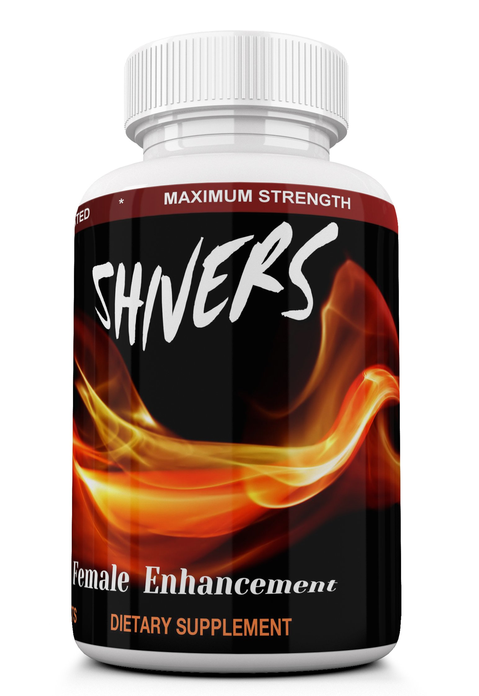 SHIVERS Female Natural Enhancement, Libido Booster, Performance Enhancement Pills.