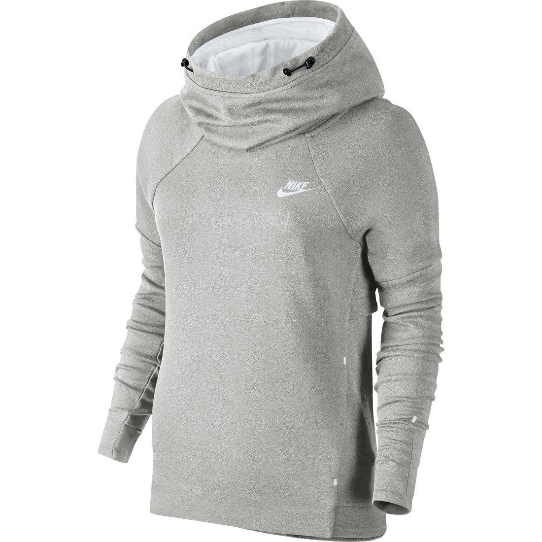 Nike Tech Fleece Pullover Hoodie Womens Style : 789534-051 Size : XS