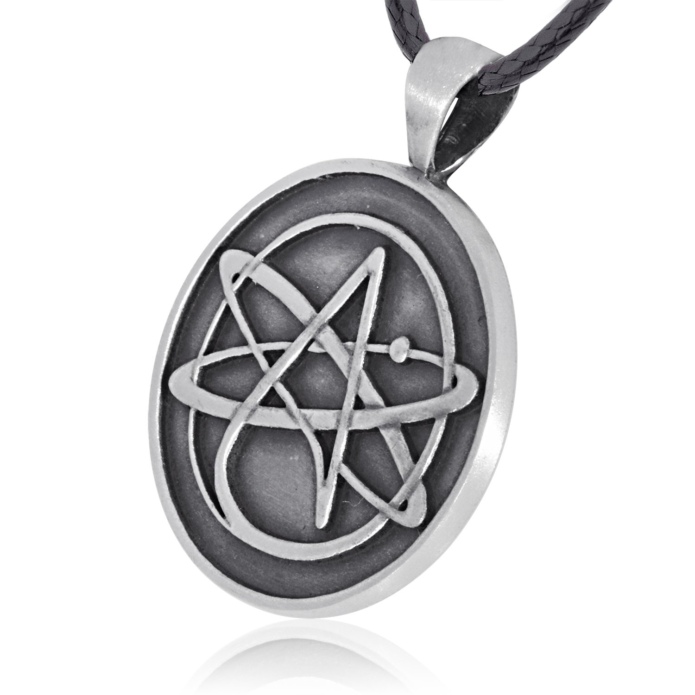Amazon Dans Jewelers Atomic Whirl Atheism Atheist Symbol