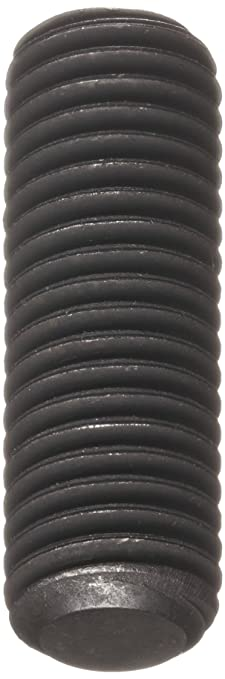 Flat Point Hex Socket Drive Alloy Steel Set Screw 3//16 Length Meets ASME B18.3 #8-32 Thread Size Pack of 100 Black Oxide Finish US Made 3//16 Length Small Parts 0803SSF
