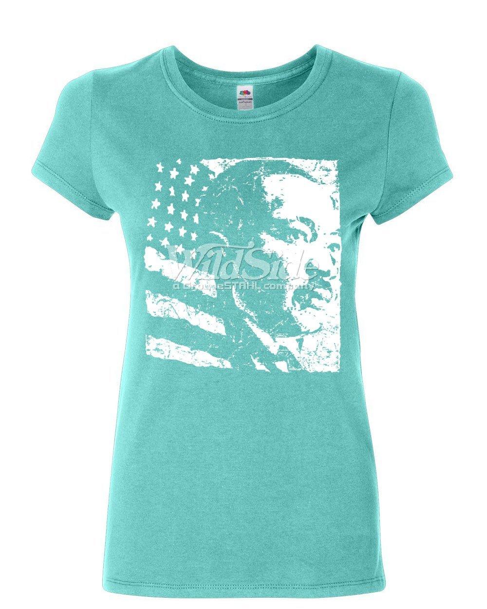 Dr Martin Luther King Jr T Shirt Us Hero Civil Rights Movet Shirt 8214