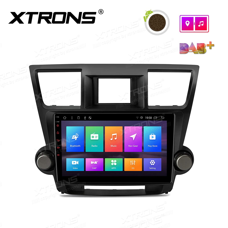 XTRONS 10,1