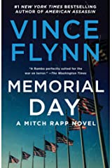Memorial Day (A Mitch Rapp Novel Book 5) Kindle Edition