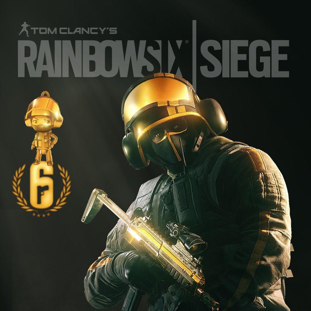 Amazon com: Tom Clancy's Rainbow Six Siege - Pro League Bandit Set
