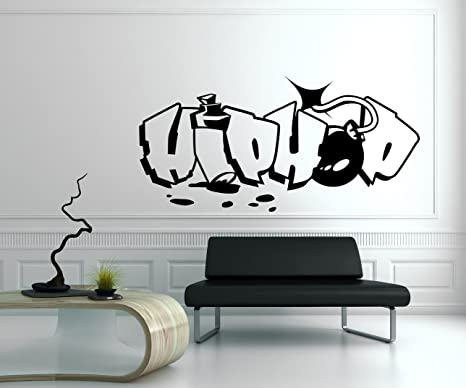 Amazon.com: calcomanía decorativo para pared vinilo arte ...