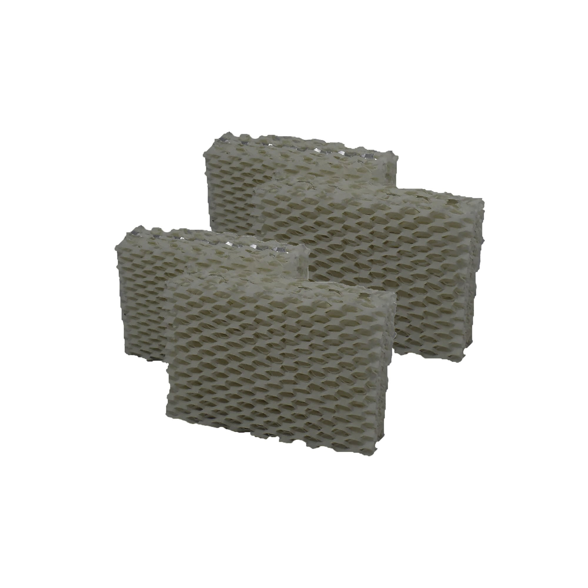 4 PACK Air Filter Factory Compatible Replacement For Duracraft DH830 DH832 Wick Filters