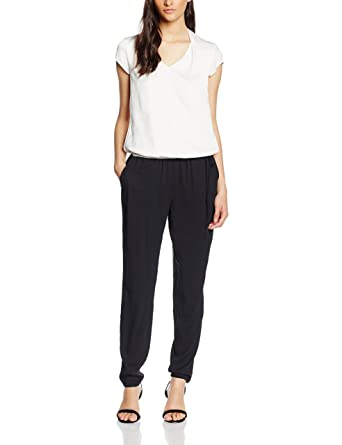 9ded085ef04b TAIFUN by Gerry Weber Women s Jumpsuit - Multicolored - W40 L30   Amazon.co.uk  Clothing