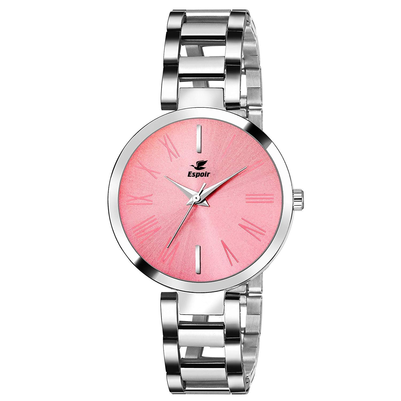 e606d9e4 Espoir Analog Pink Dial Women's Watch-LCS-0087
