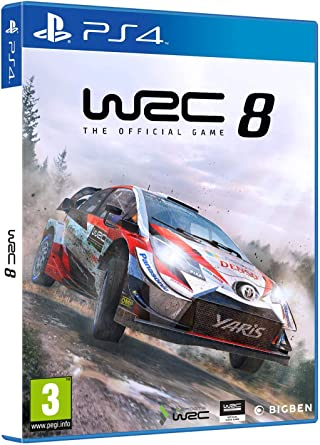 WRC 8 PLAYSTATION 4 PS4 EU WRC: FIA WORLD RALLY CHAMPIONSHIP 8 MULTILINGUA ITALIANO: Amazon.es: Videojuegos