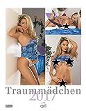 Traummädchen 2017 - Erotikkalender der besonderen Art, Lustvolle Erotikfotografien - 34 x 44 cm