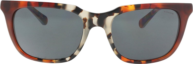 Coach Women's HC8236 Sunglasses Super Large-scale sale intense SALE