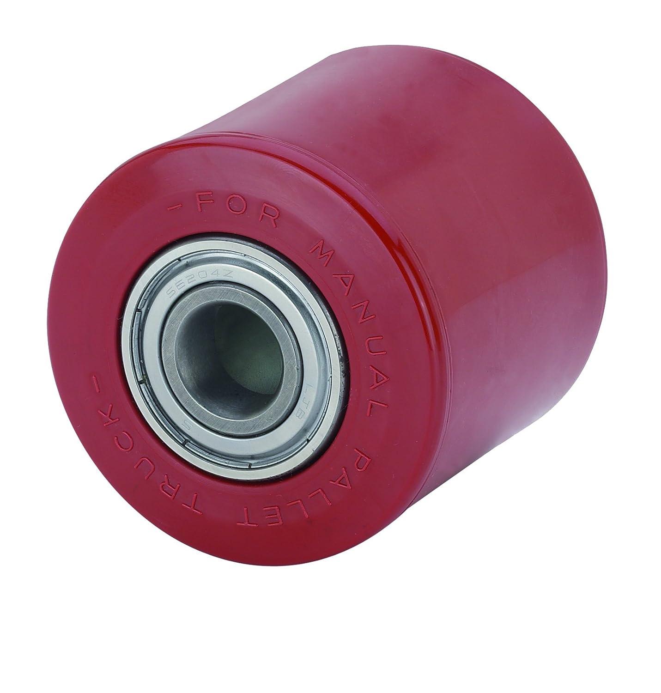 Alex –  4– 1544 ki-pallets Roller (82 mm Durchmesser, 650 kg tragenden 90 mm) 4-1544