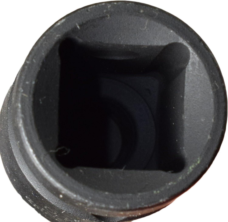 T40 x 100mm 1//2 Drive Short Impact Impacted Torx//Star Male Socket by Bergen