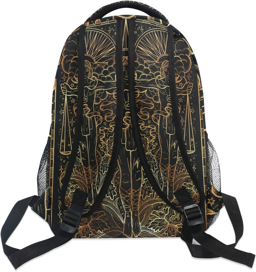 Student Backpacks College School Book Bag Travel Hiking Camping Daypack 16x12x6 Holds 15.4-inch Laptop