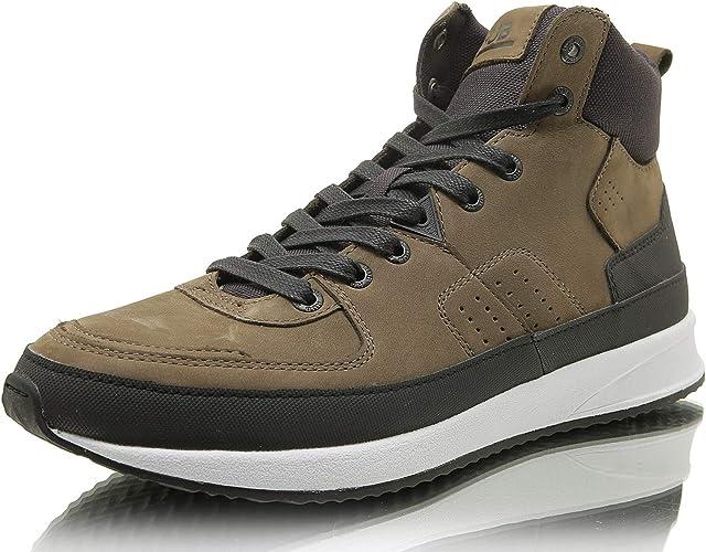 Hub Zone High N40 Nubuck Herren High Top Sneaker: