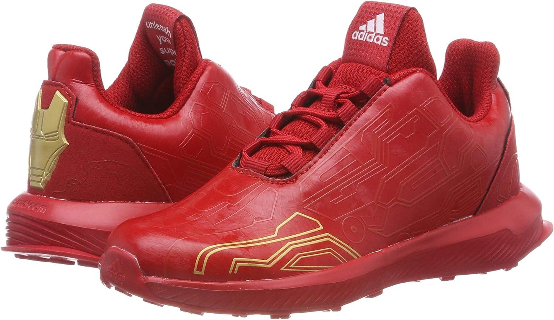 adidas RapidaRun Avengers K Chaussures de Fitness Mixte