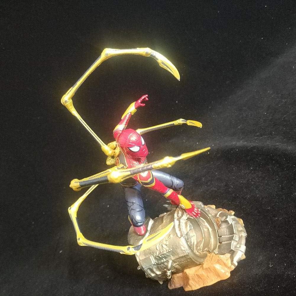ZHI PENG Avengers Infinity War Spider-Man-Statue Modell Master Star Statue Sonderausgabe Dekoration//Spielzeug//Sammlung//Handwerk//Weihnachten