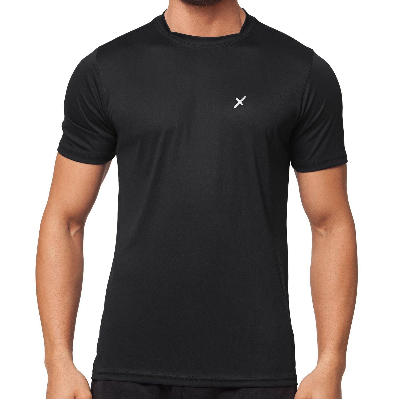 Geschickt 2019 Sport Männer T-shirt T-shirt Kurzarm Kompression Shirt Gym T-shirt Fitness Männer Der Hemd Laufs-t-shirts Sportbekleidung