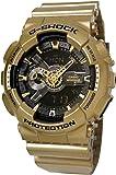 [G-SHOCK]ジーショック 腕時計 クレイジーゴールドシリーズ ゴールド GA-110GD-9B メンズ [並行輸入品]