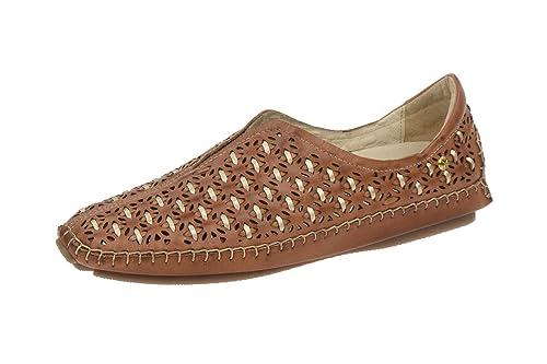 Pikolinos 578-3509c1 Brandy - Mocasines de Piel para mujer: Amazon.es: Zapatos y complementos