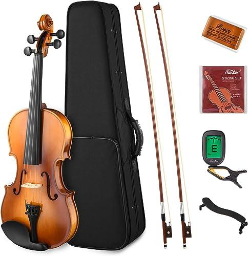 Eastar EVA-330 4/4 Solid Wood Violin Set