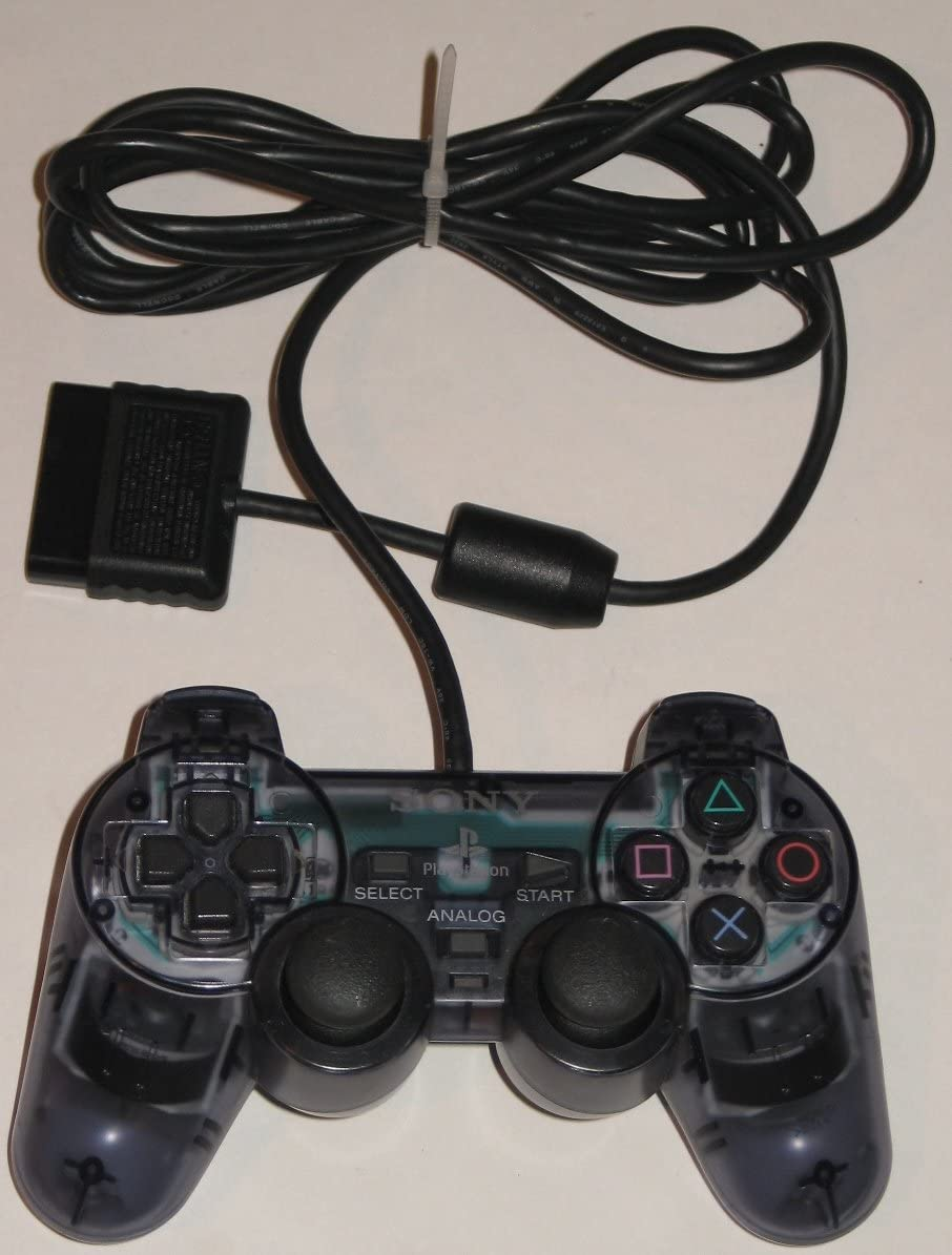 Sony Dualshock Controller For Playstation 2 Ps2 Scph Image Unavailable