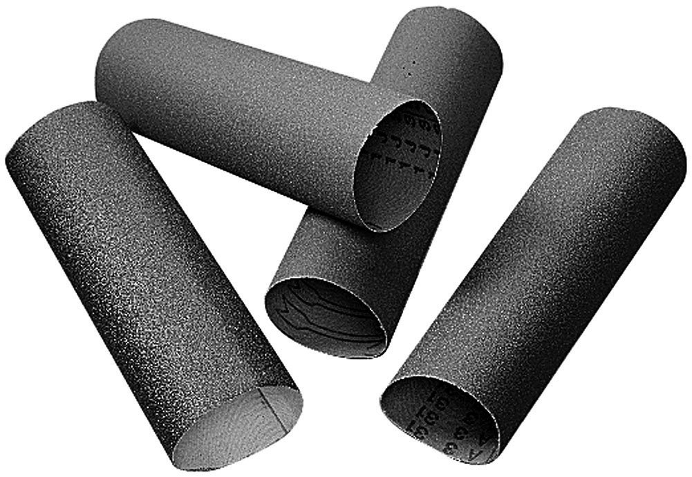 A&H Abrasives 163544, 4-Pack,''abrasives, Drums and Sanding Sleeves, Ceramic, (j-Weight), Pumpsleeves'', 3x9 Ceramic 100j Pump Sander Sleeve