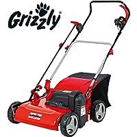 Escarificador eléctrico Grizzly EV 1800 40 de acero