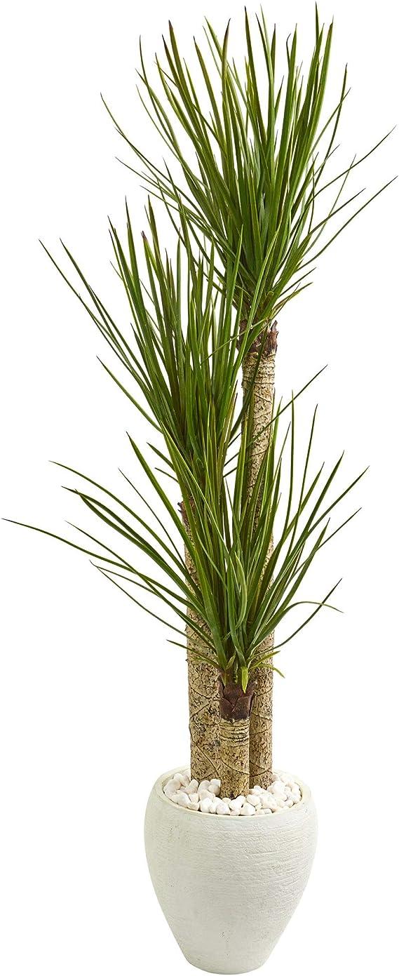 Artificial plants /& flowers Yucca in plastic pot 150cm PP87