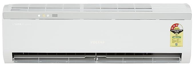 Voltas 1.5 Ton 3 Star (2018) Split AC (Copper, 183 CZA, White)