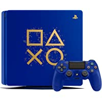 PlayStation 4 Slim 1TB Limited Edition Console - Days of Play Bundle [Discontinued]