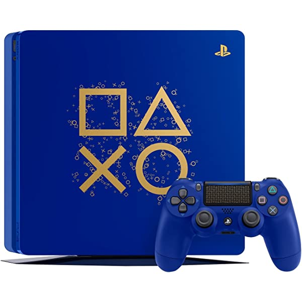 Amazon.com: Playstation 4 Slim 1TB SSD Limited Edition Days ...